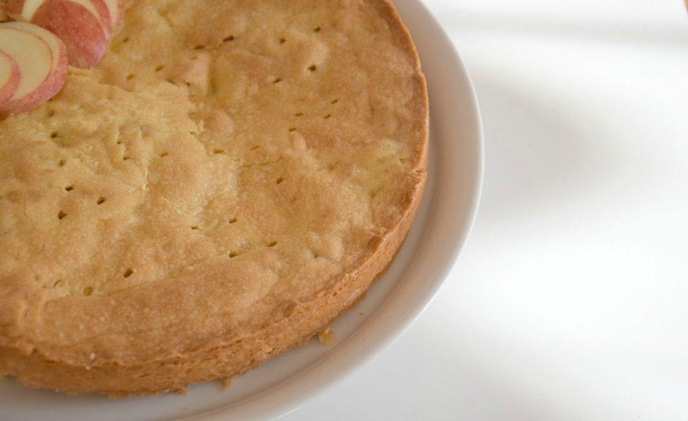 Gedeckter Apfelkuchen – eine Köstlichkeit nach Oma's Rezept!