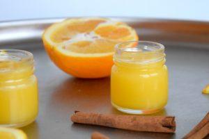 Orangen-Zimt Lippenbalsam