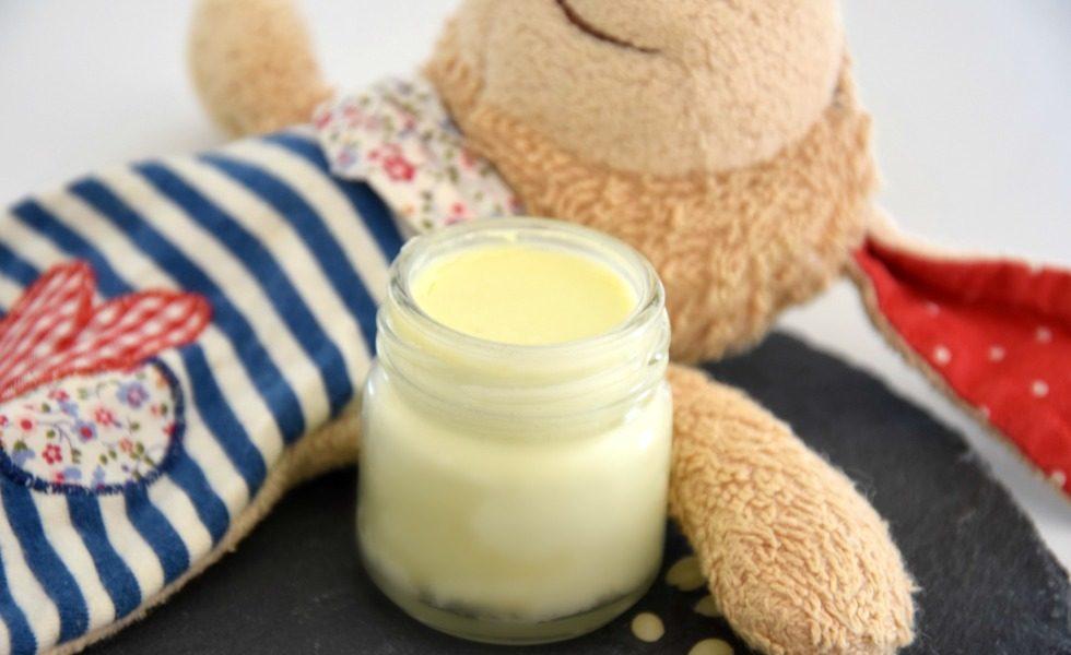 Schützende Po-Salbe für Babys