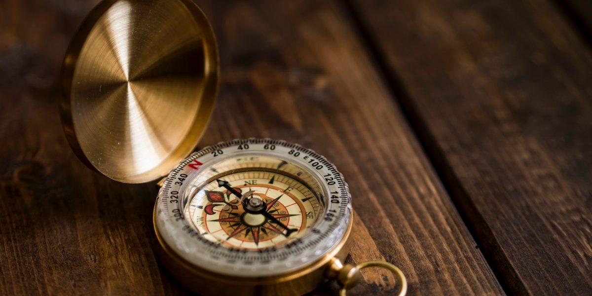 Kompass - was sind deine Werte?