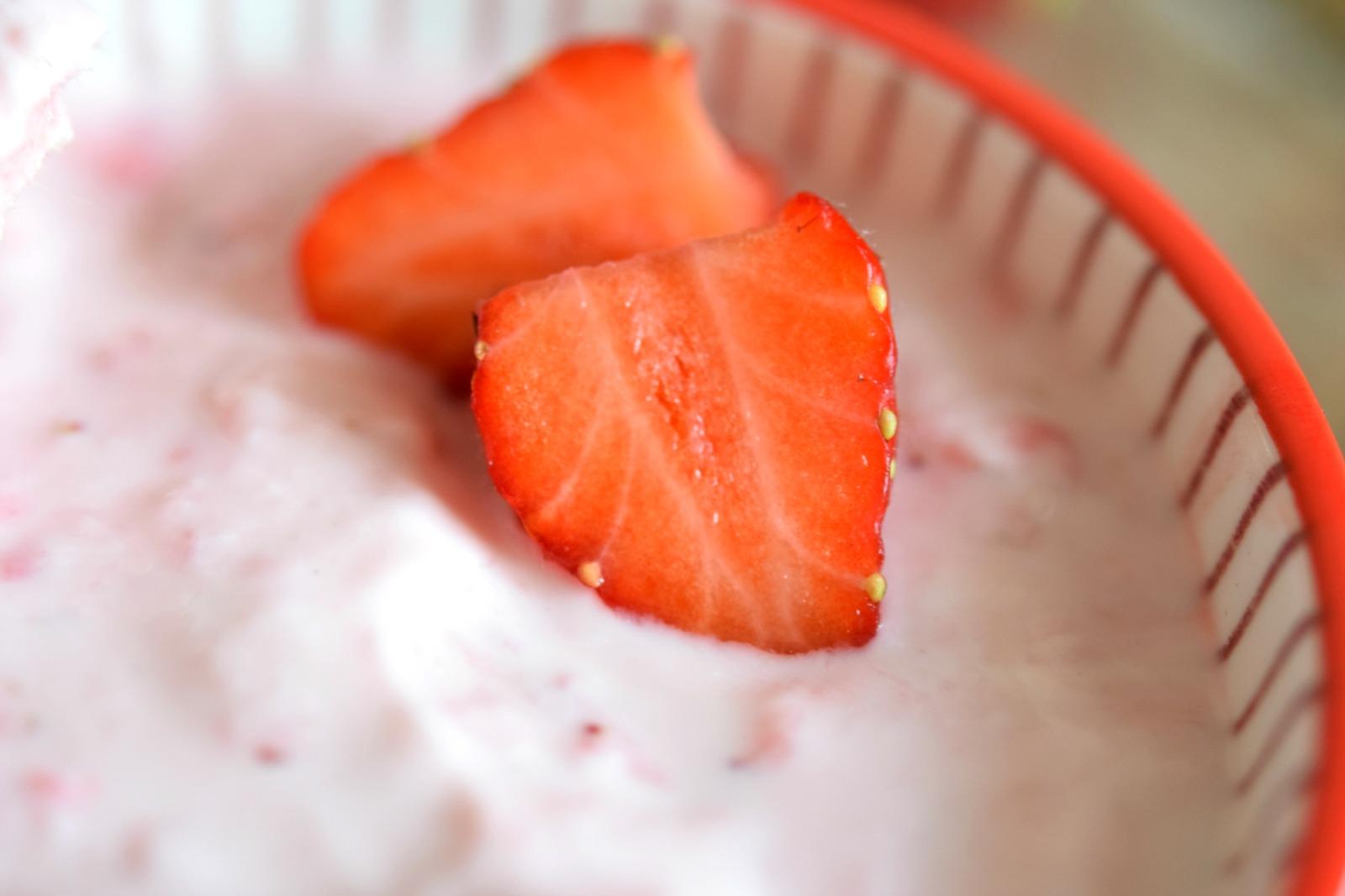 Erdbeeren in der Hautpflege