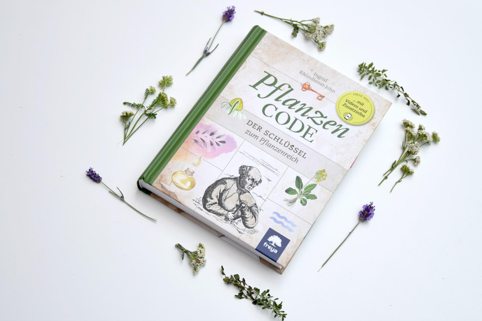 Der Pflanzencode ein Buch von Ingrid Kleindienst-John