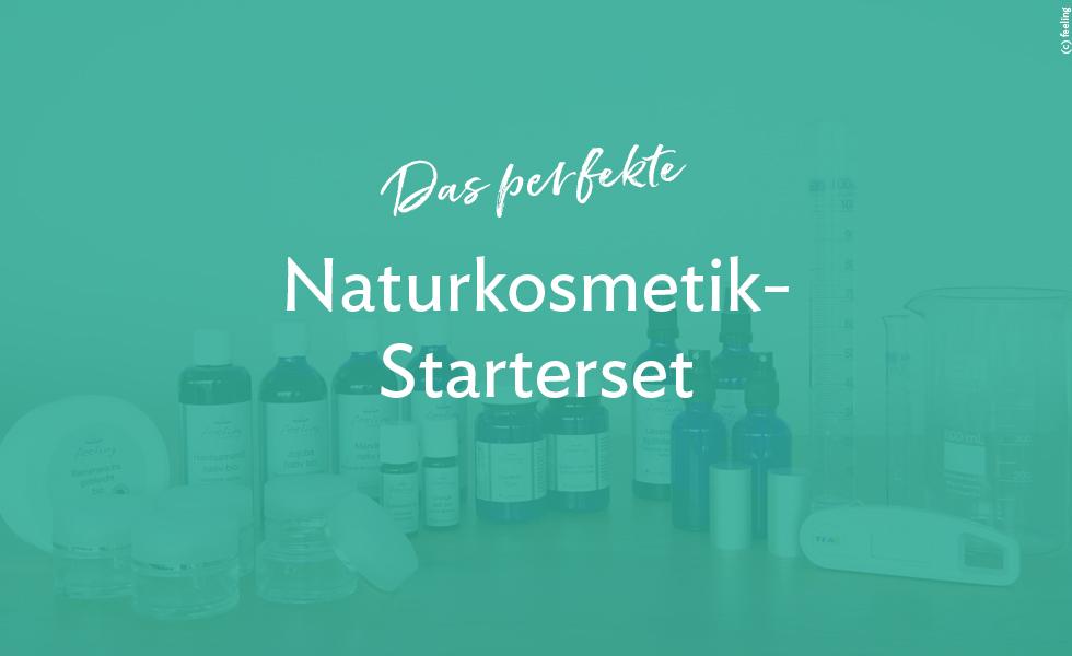 Naturkosmetik-Starterset