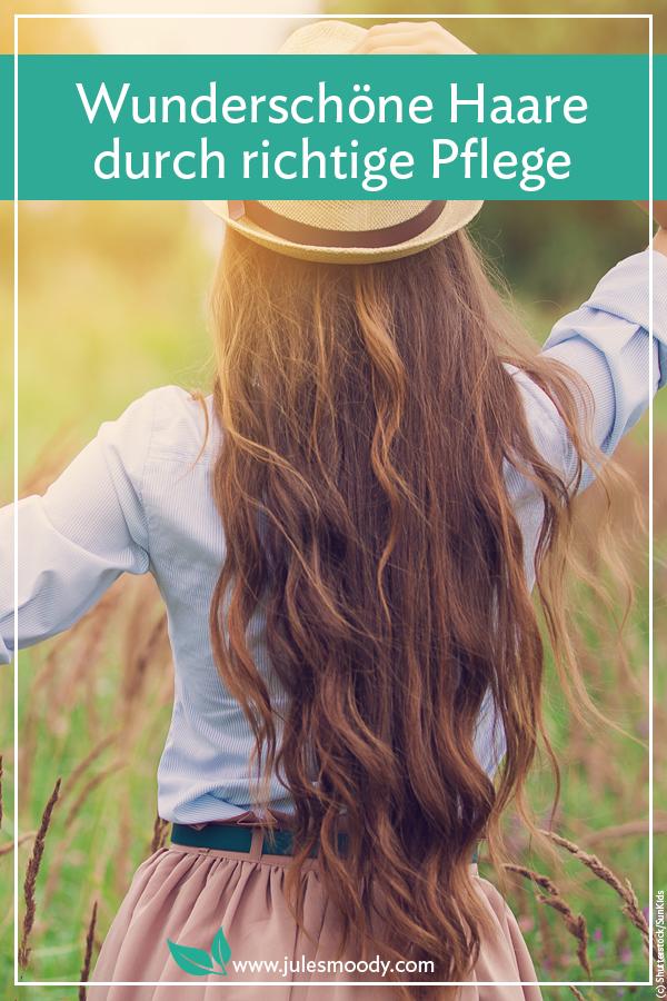 Richtige Haarpflege