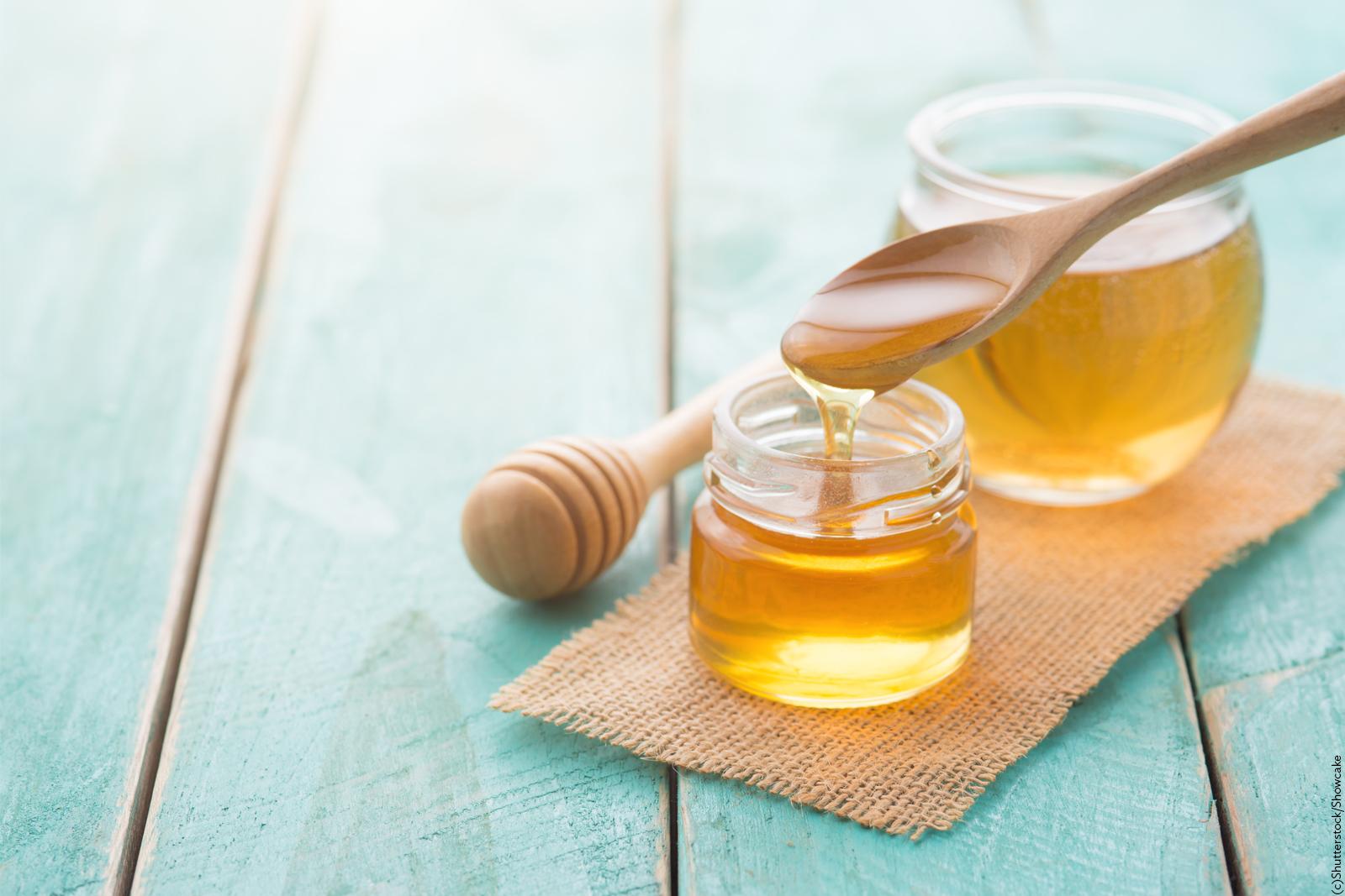 Honig für die richtige Haarpflege