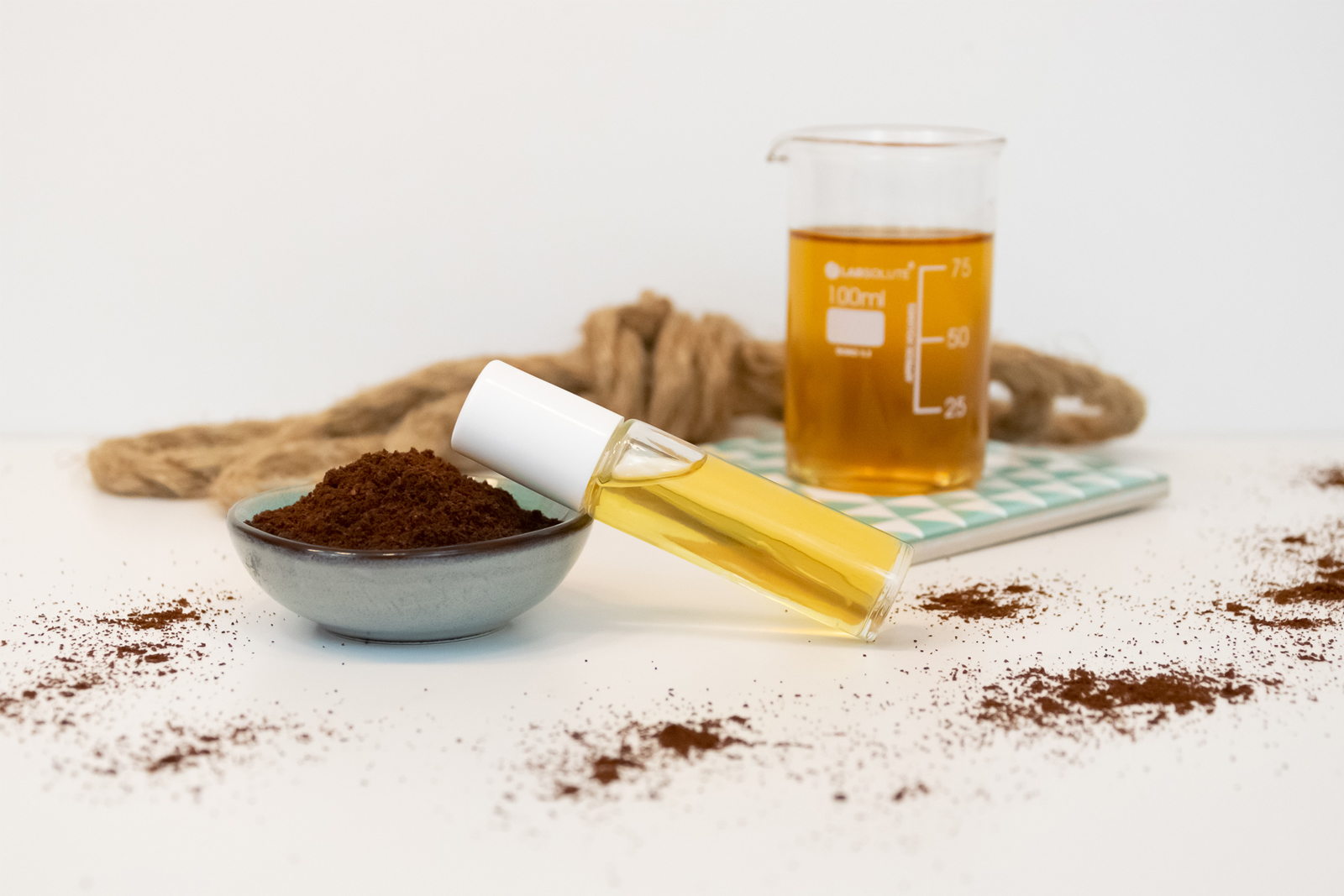 Koffein-Augen-Roll-On Intensivaugenpflege Naturkosmetik