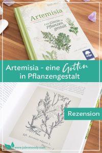 Artemisia Göttin in Pflanzengestalt (Rezension)