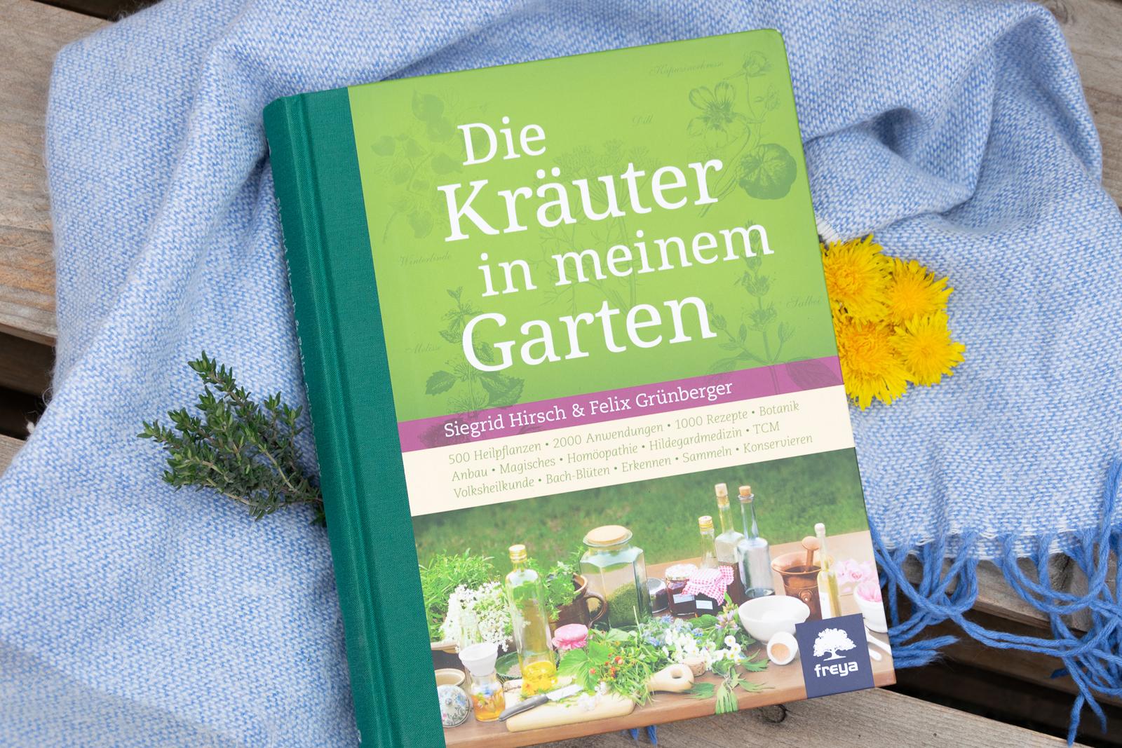 Die Kräuter in meinem Garten Buch Rezension