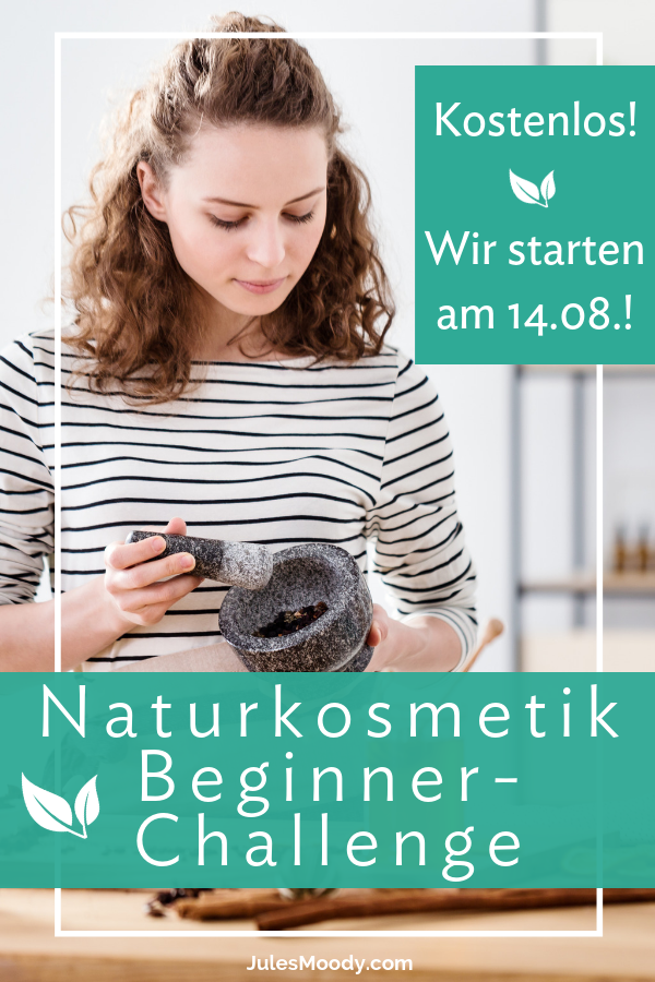 Kostenlose Naturkosmetik Beginner Challenge