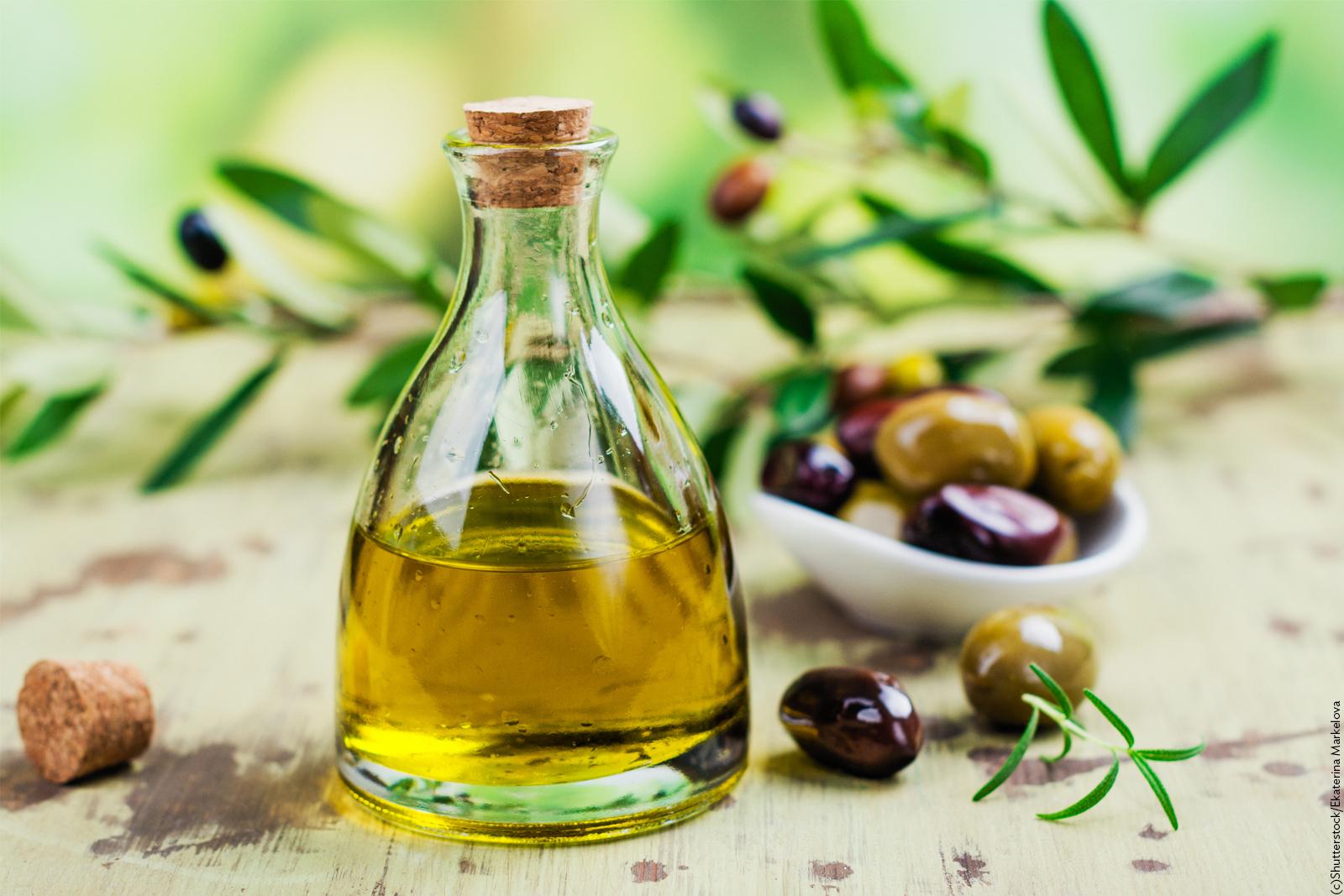 Olivenöl Basisöl