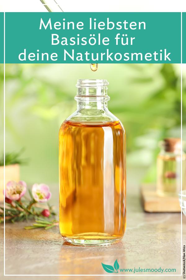 Basisöle Naturkosmetik Hautpflege Öle