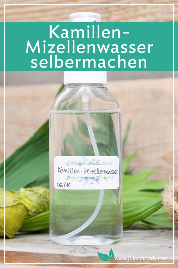 Mizellenwasser selbermachen