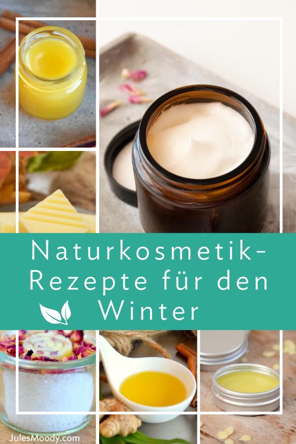 Naturkosmetik-Rezepte für den Winter