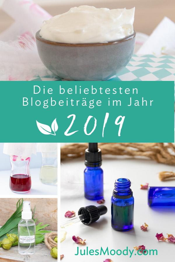 Die beliebtesten Blogbeiträge im Jahr 2019