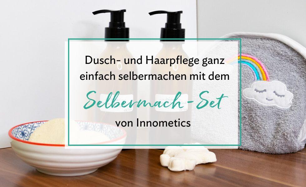 DIY Set Dusch- und Haarpflege von Innometics