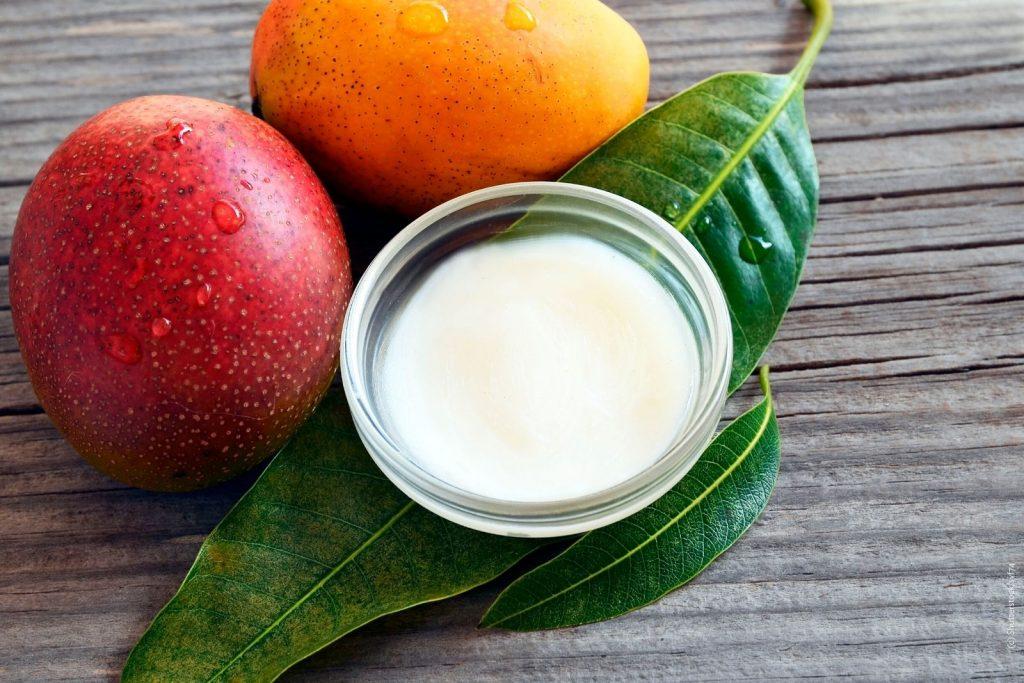 Mangobutter - Naturkosmetik-Rohstoffe