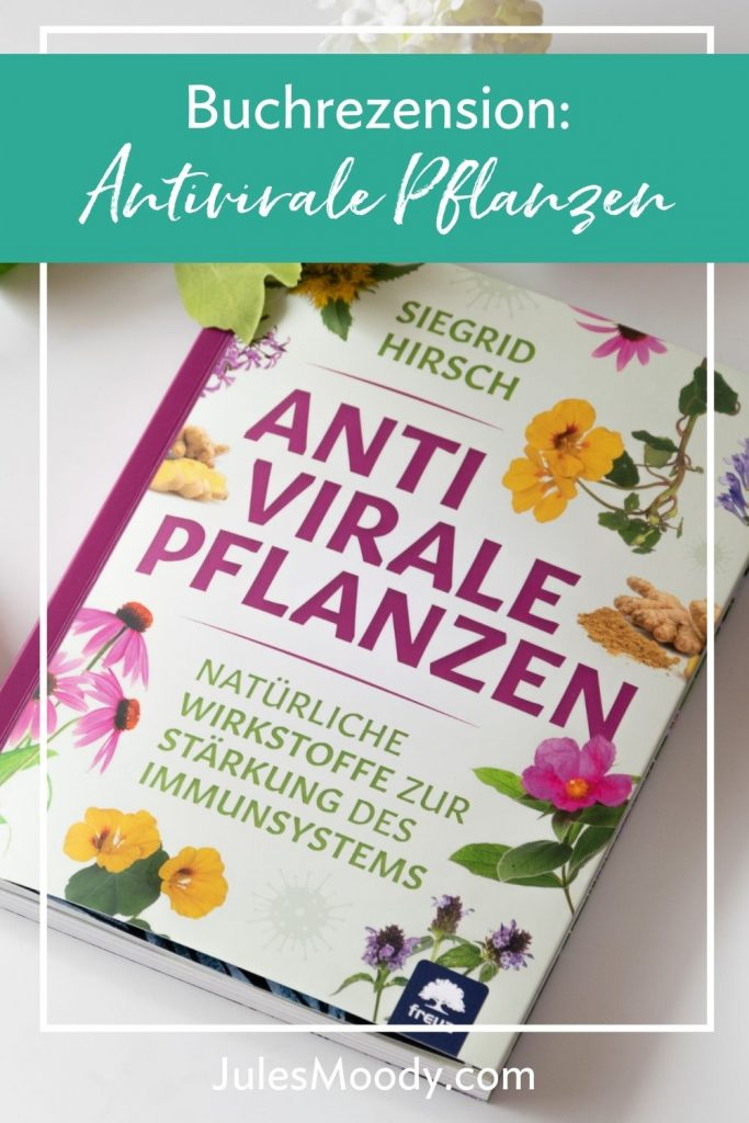 Buch Antivirale Pflanzen