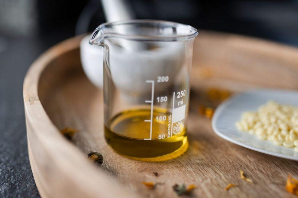 Öle und Wachse
