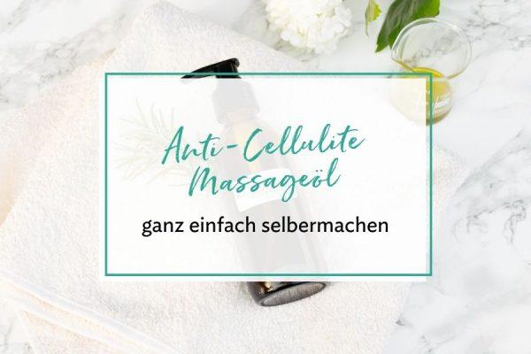Anti-Cellulite Massageöl