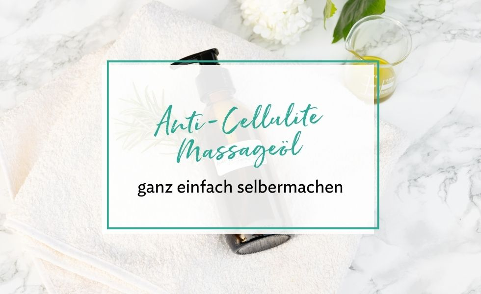 Anti-Cellulite Massageöl