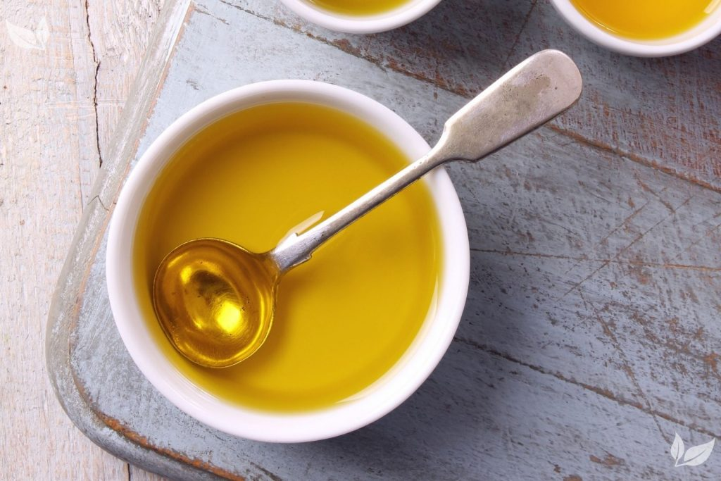 Fette Pflanzenöle Schönheit und Hautgesundheit