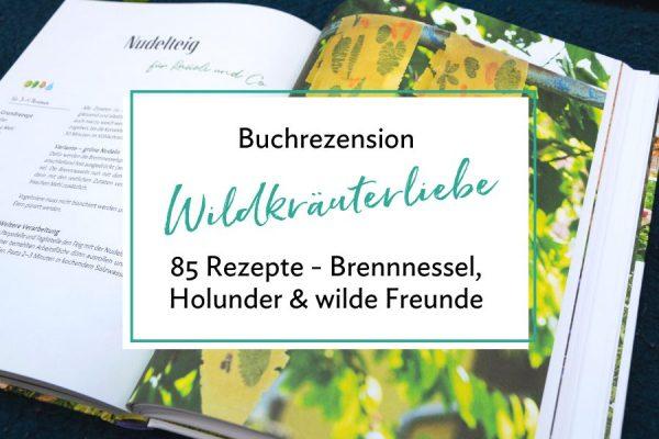 Buchrezension Wildkräuterliebe Nicole Maurer JulesMoody